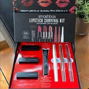 Smashbox Lipstick Survival Kit